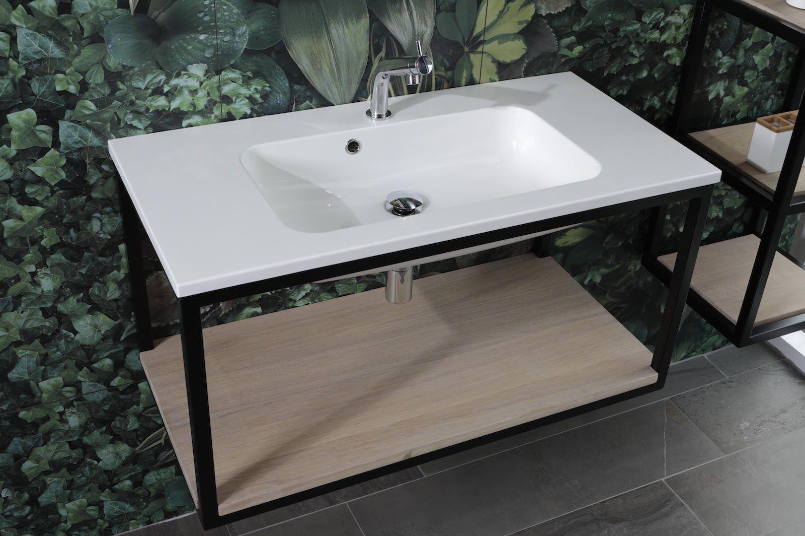 Showroom Badkamer Meubels : Luca steel frame badkamermeubels badkamermeubels badkamer in 2018