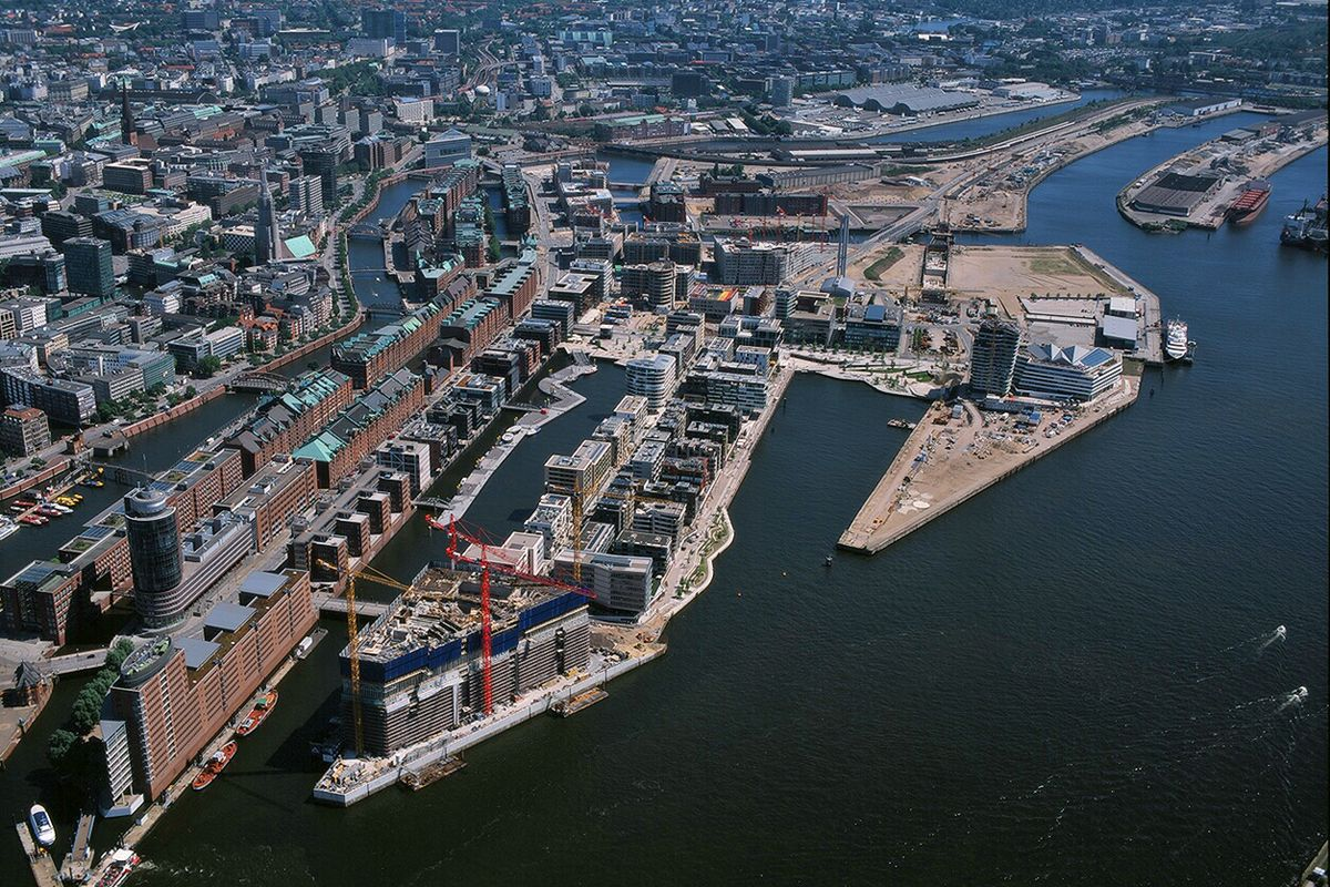 Hafencity Hafencity Hamburg Hafencity The Genesis Of An Idea Hamburg Germany City Hamburg
