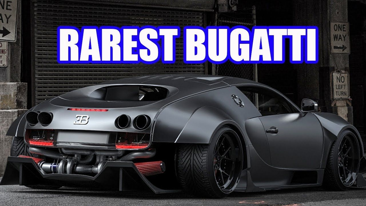 Top 10 Rarest Most Expensive Bugatti Supercars Ever Million Dollar Cars Youtube Super Cars Most Expensive Bugatti Bugatti