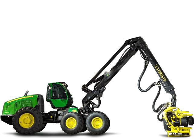 1470E Harvester