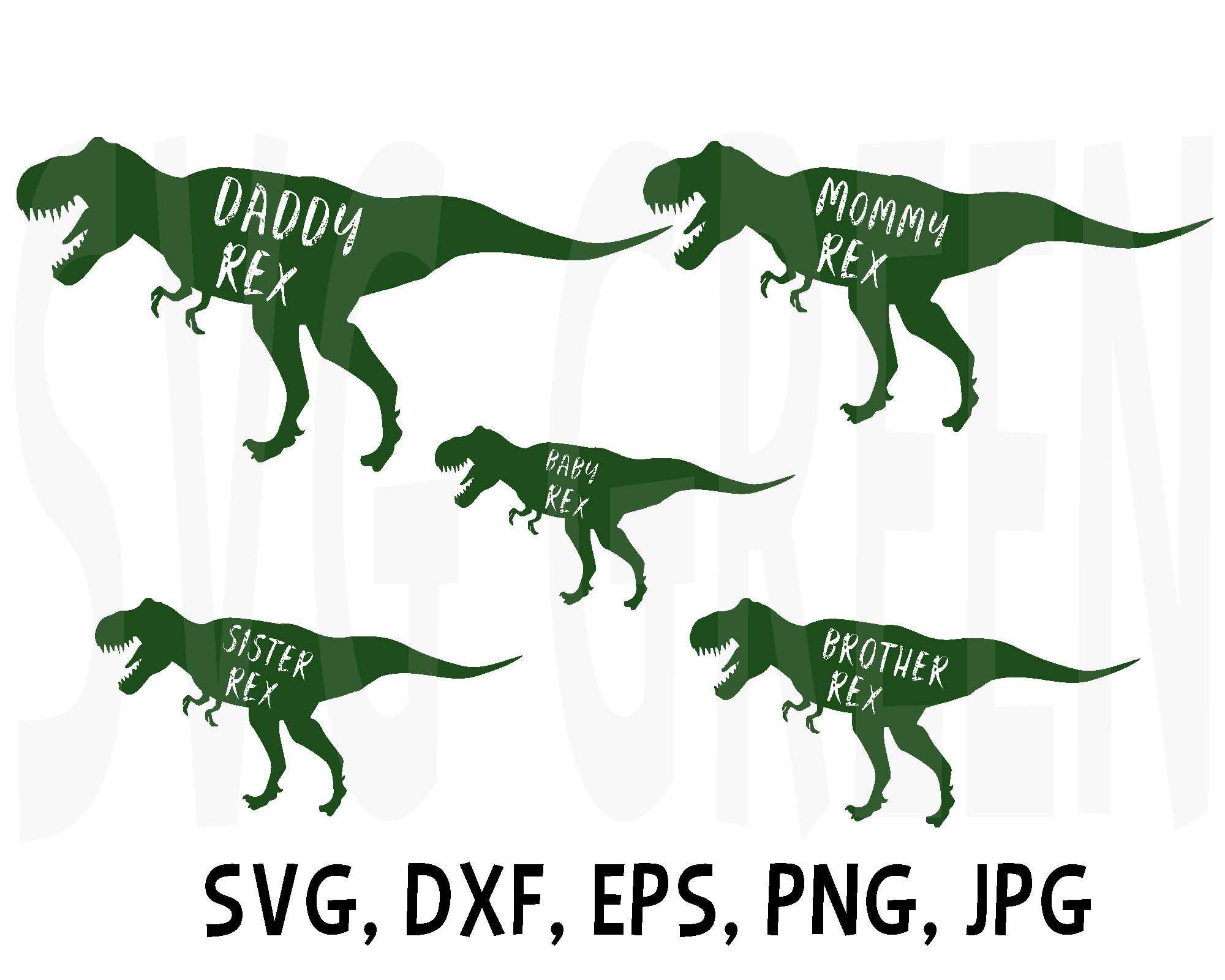 Cricut Dinosaur Svg Dinosaur Grandma Of The Birthday Boy Svg Dinosaur Shirt Design Dxf Silhouette Jpg T-Rex Svg Sublimation Png
