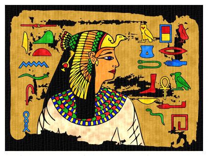 ancient Egyptian pharaohs or goddesses | Ancient Egyptian Art Lesson - Drawing a Figure