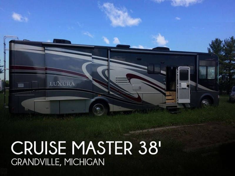 2005 boy cruise master luxura 3755 ts for sale