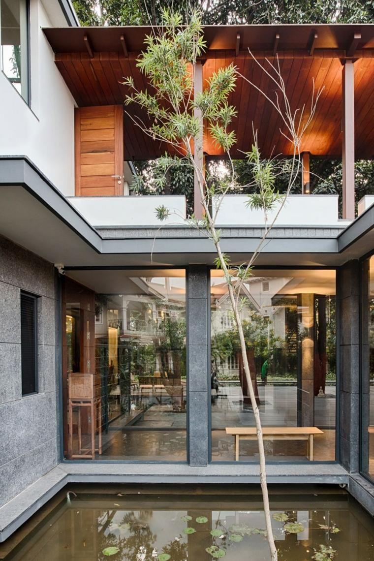 #Interior Design Haus 2018 Design Häuser   Ein Modernes Haus In Bhopal,  Indien #