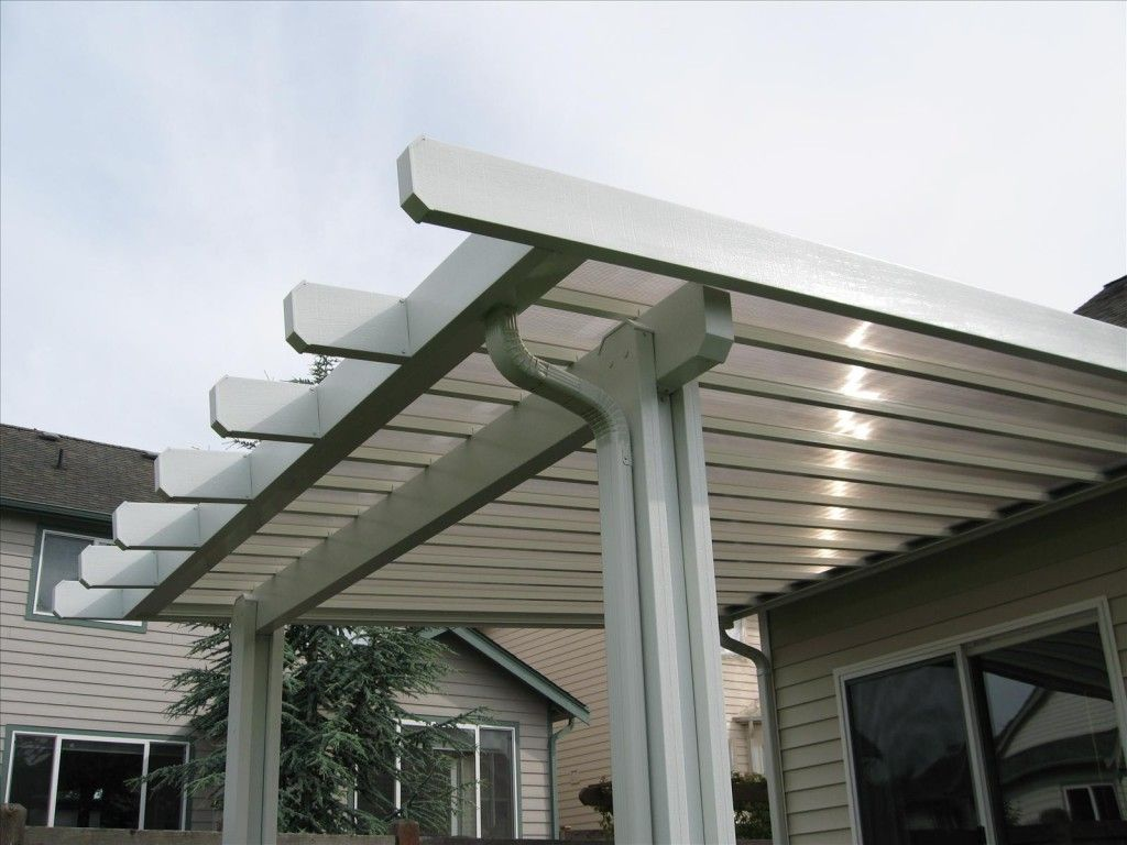 Patio Cover Drainage