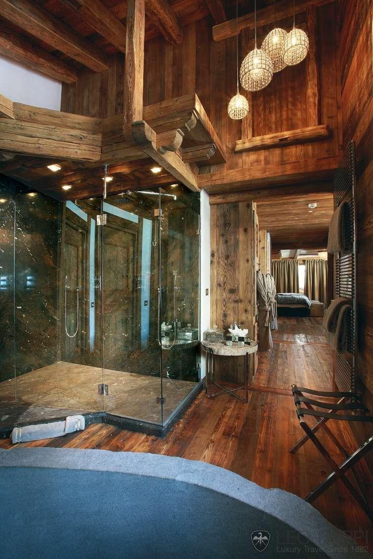 Chalet Marco Polo - Val d\'Isère / Bathroom. | Chalet | Pinterest ...