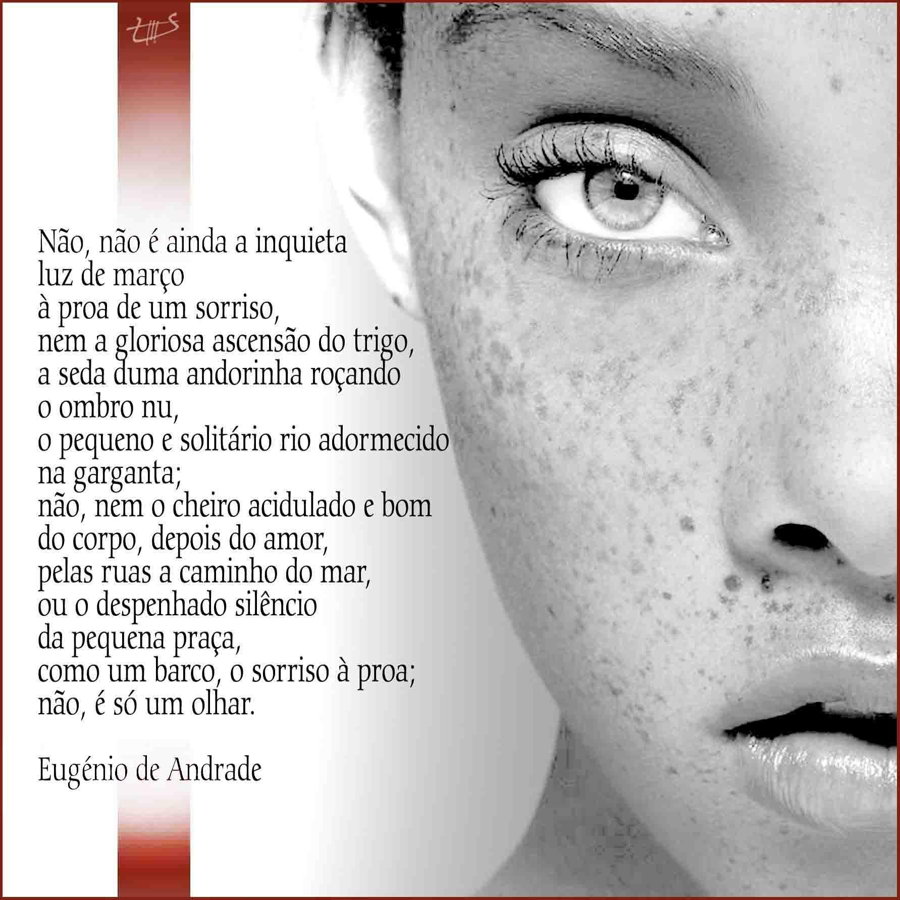 #poema #amor #eugeniodeandrade #talento