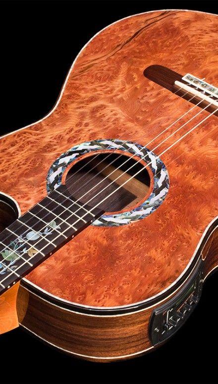 Bellucci Guitars Indonesian Rosewood B S Redwood Burl Top Jupiter Concert Classical Guitar Guitar Classical Guitar Burl