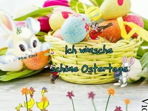 Ostergruß Für Dich Guten Morgen Frohe Ostern Happy