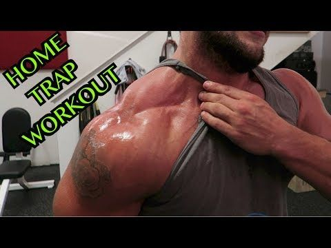 Intense 5 Minute At Home Trap Workout
