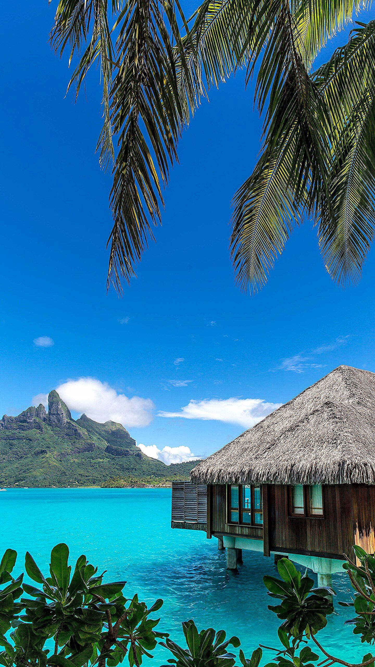 Honeymoon inspo The St Regis Bora Bora Resort in 2020