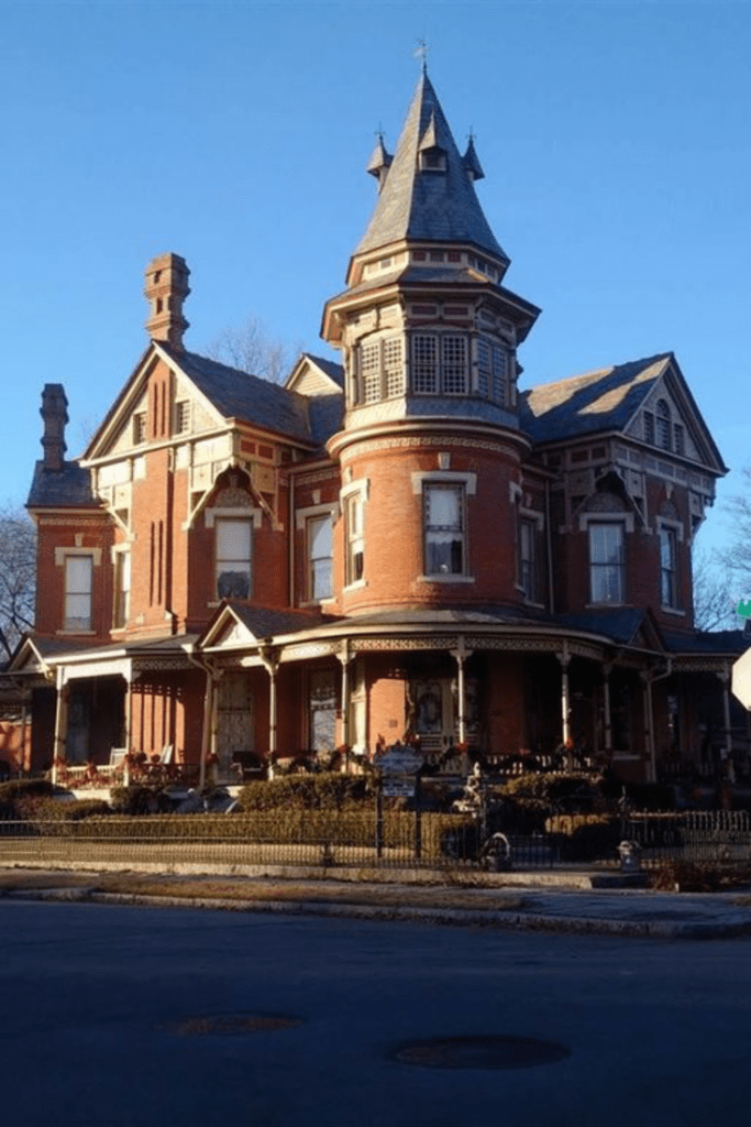 1888 Hornibrook Mansion In Little Rock Arkansas Mansions