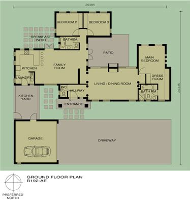 South African House Plans Google Search Family House Plans Vintage House Plans Floor Plans