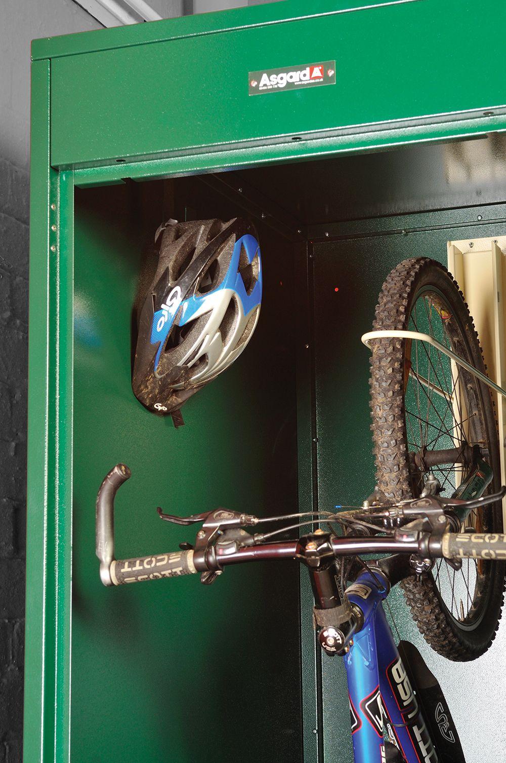 Bike Locker Vertical Secure Bike Storage Bike Shed Vertical Bike