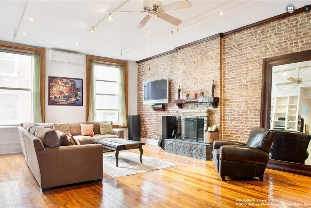 Two $2 Million Soho Co-ops with Exposed Brick Do Battle ...
