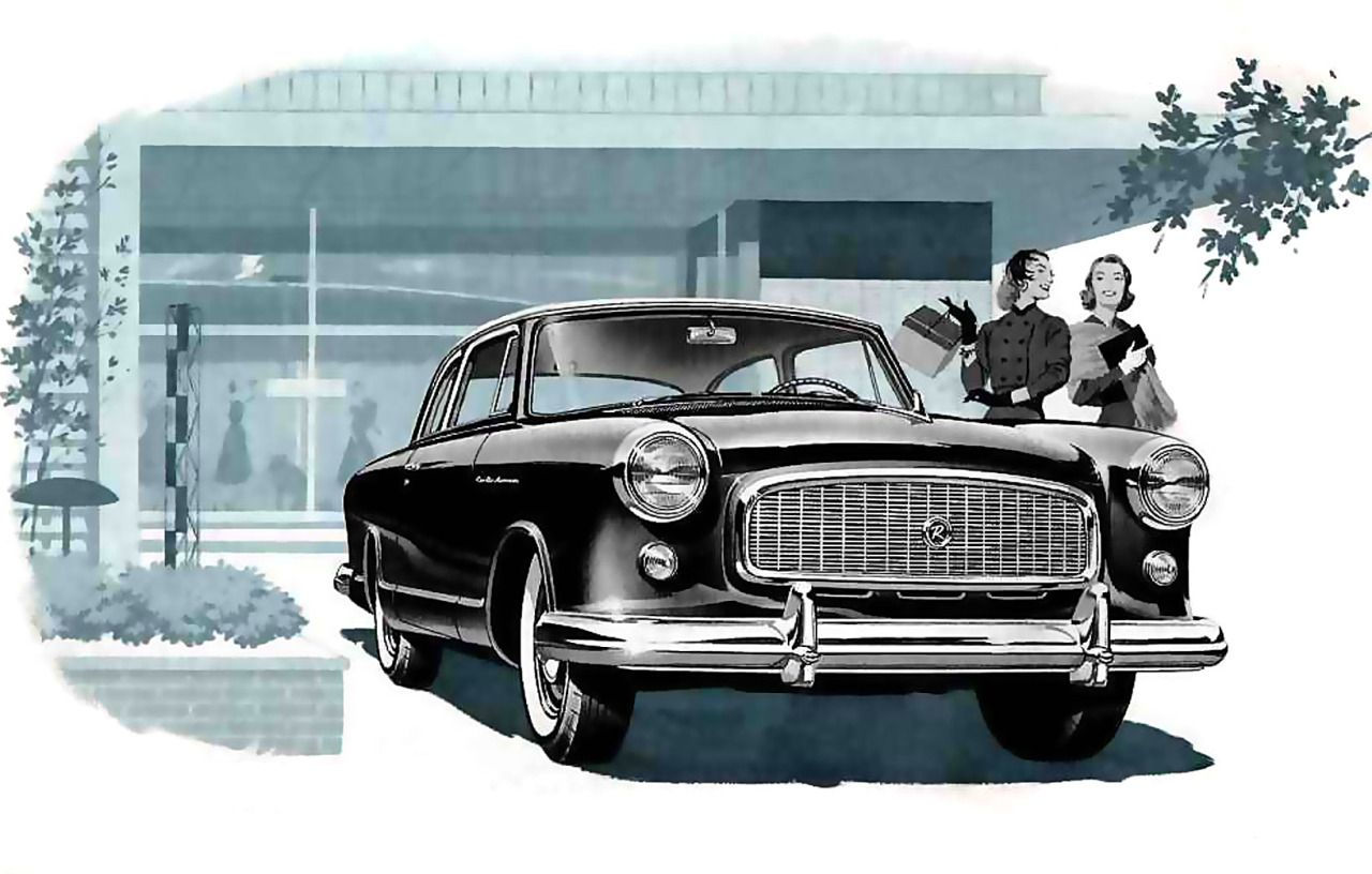 1958 Rambler American   Wowzer 2   Pinterest