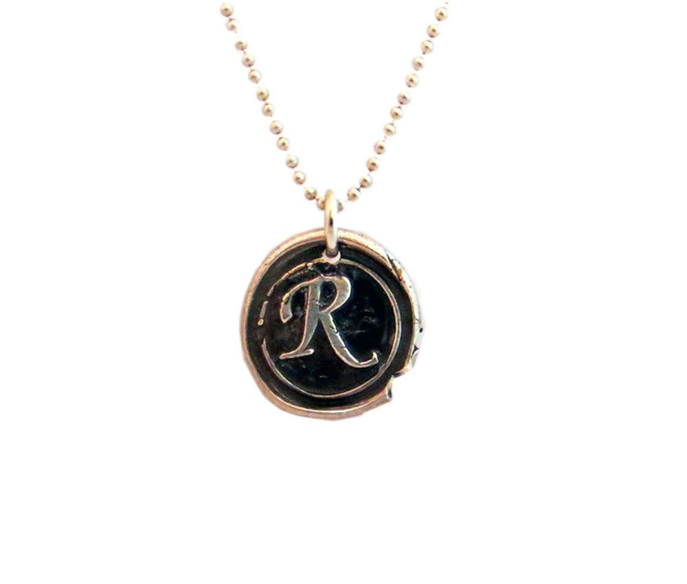 Letter R    Wax Seals Wax And Monograms