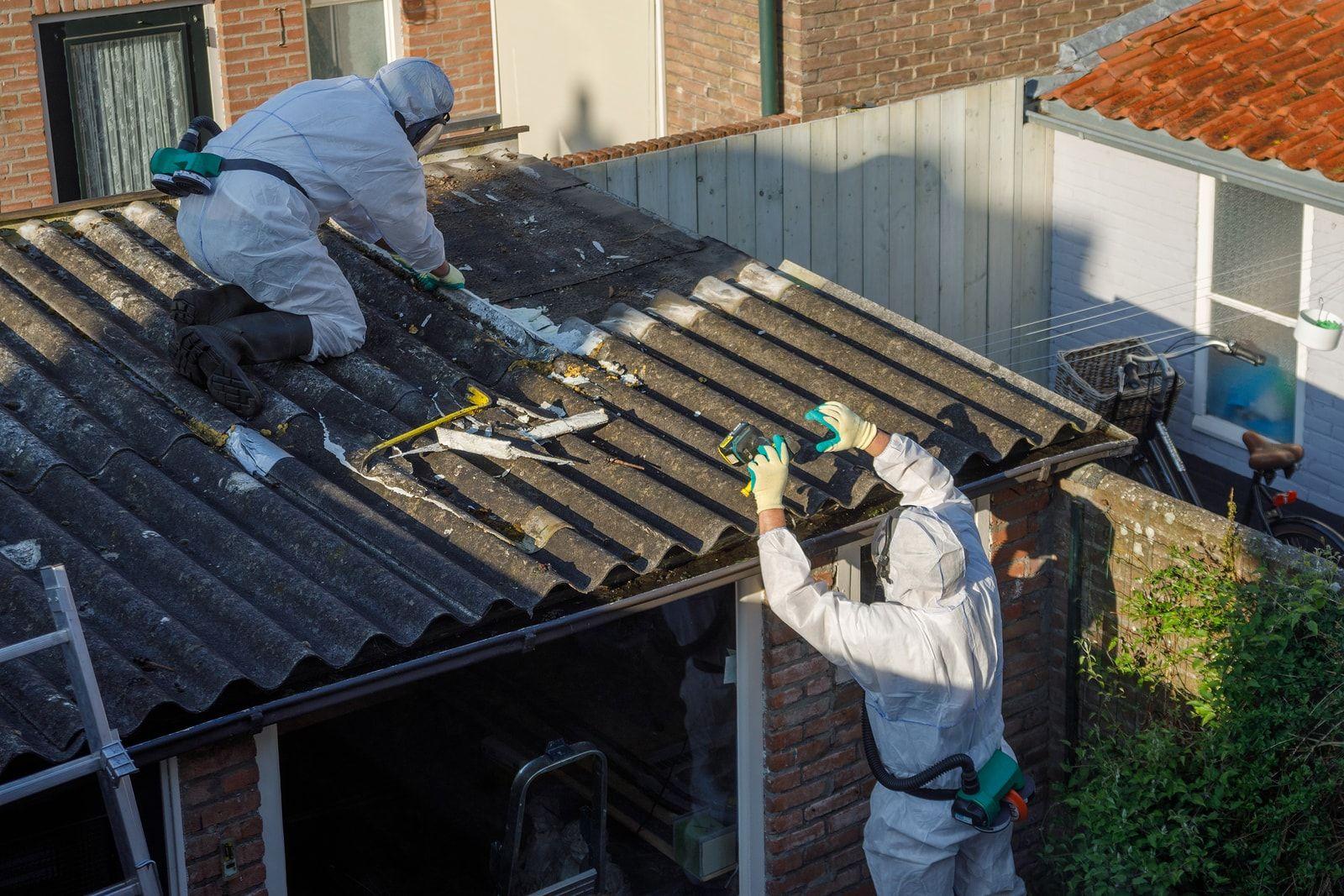 22+ Asbestos removal