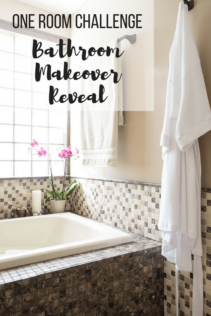 DIY Bathroom Renovation Reveal   Amazing bathrooms, Funky junk and ...