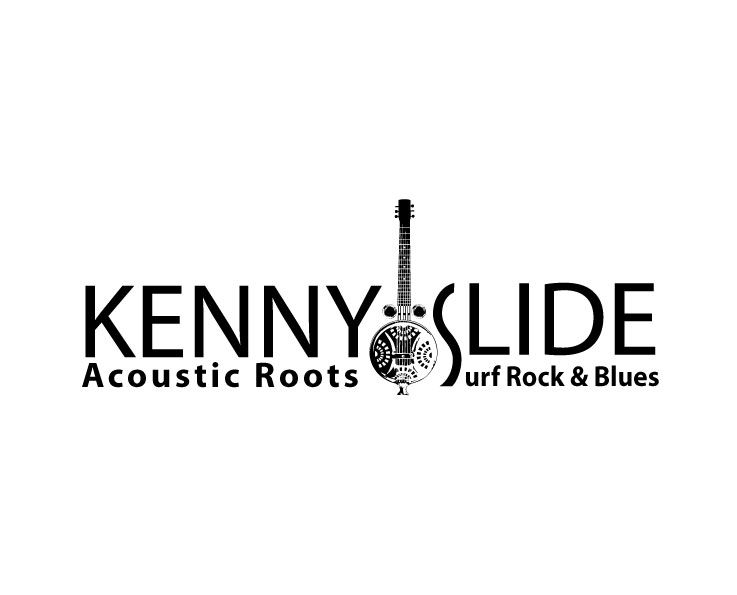 #musiclogo #design by bc21 for Kenny Slide Music #designcrowd #acoustic