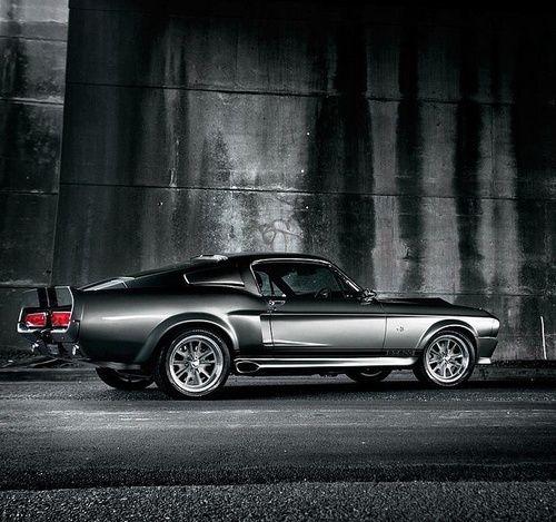 67 Shelby Mustang GT 500 (Eleanor)