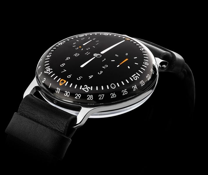 Type 3 | Ressense || A tangible feeling of being able to touch time itself. Click image for more