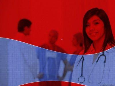 Hospital Nurse PPT Backgrounds Medical Backgrounds Pinterest - nursing powerpoint template