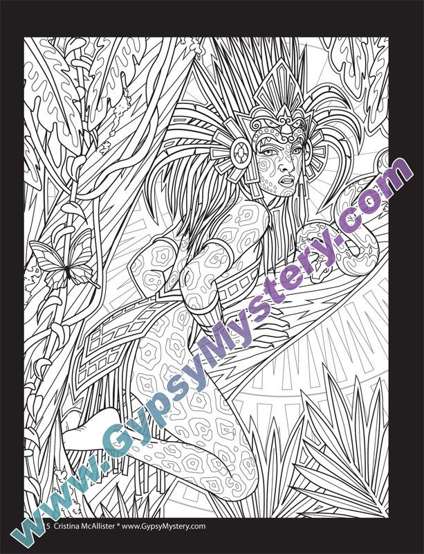 single coloring page untamed from the magical beauties - Coloring Pages For Paint Program