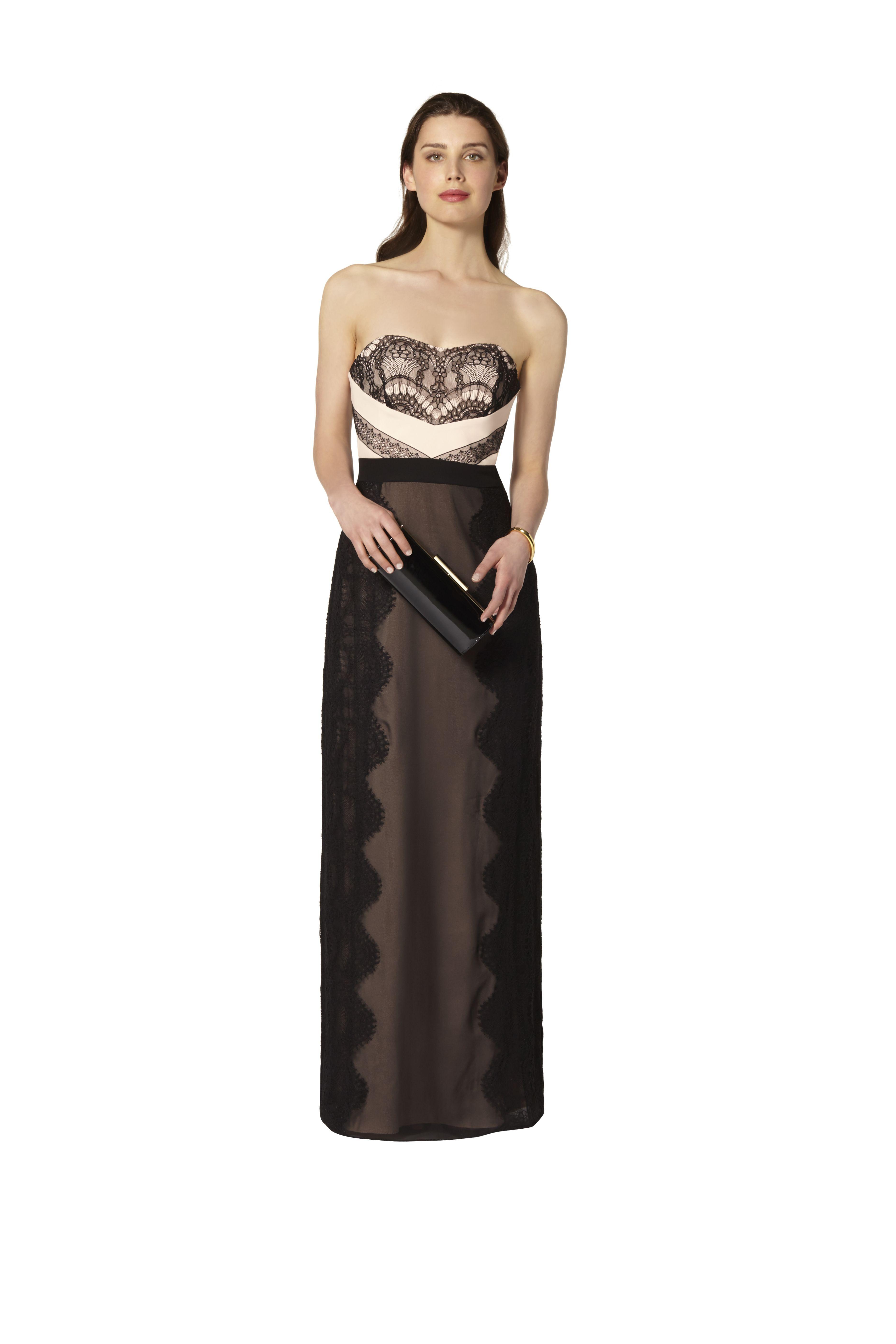 enkellange jurk