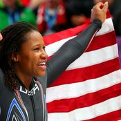 Lauryn Williams becomes only the second American in history to win medals in both the Summer and Winter Olympics.