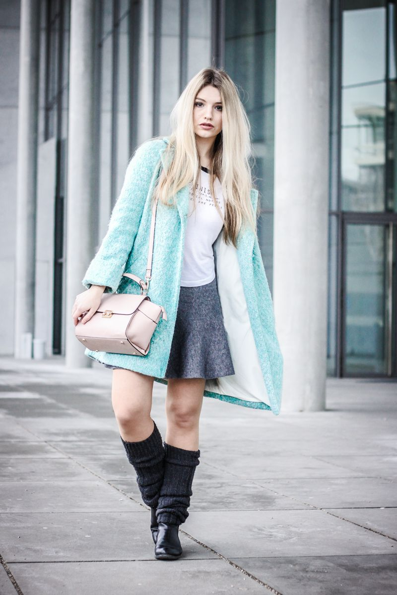Fashion Zara Türkis Mantel Elea Winter Blogger Mode Franziska Blog wxz8Zpqx