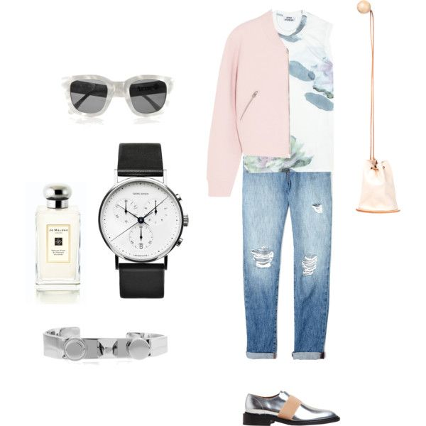 """casual errands"" by gleaniaw on Polyvore"