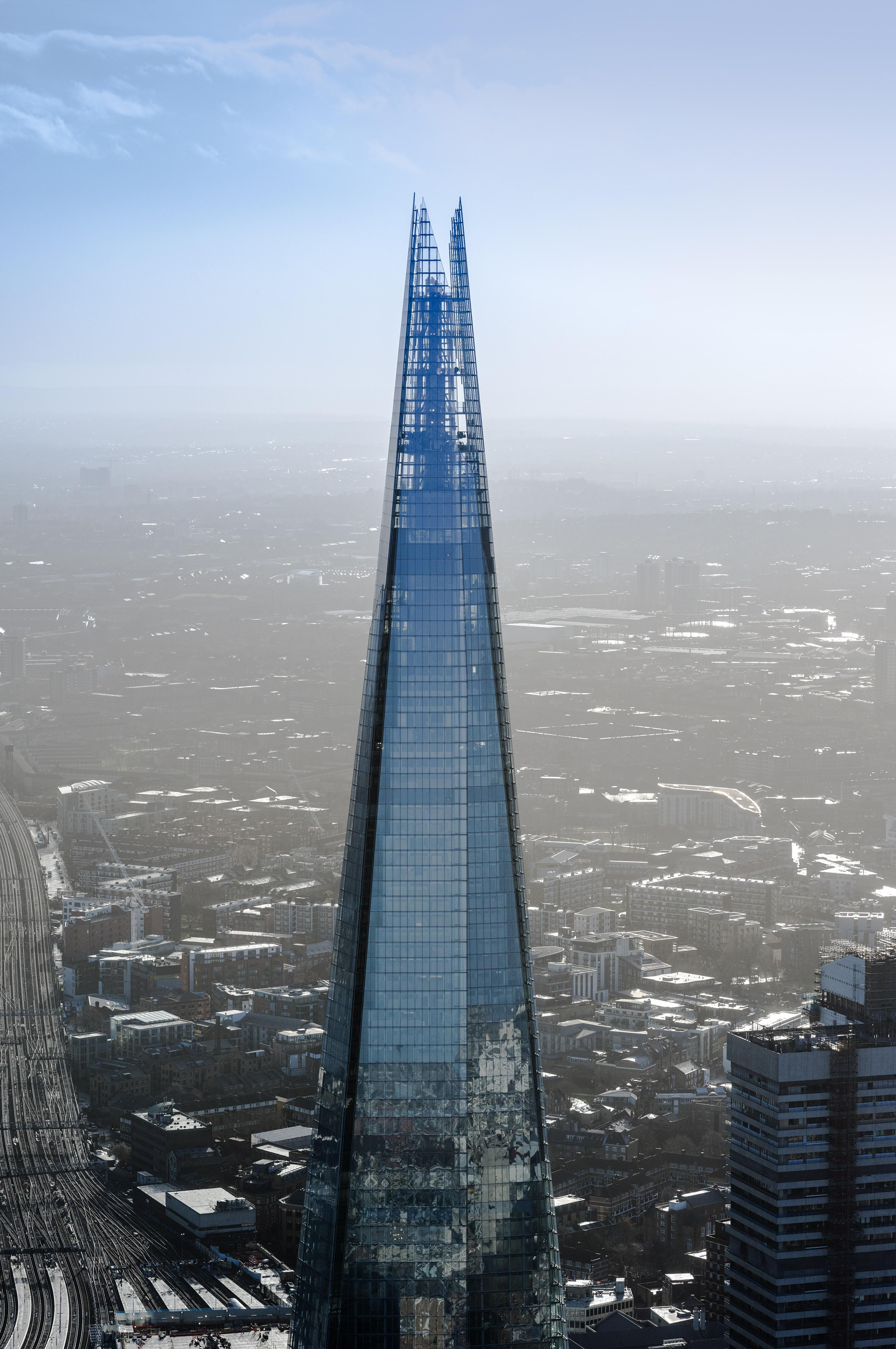 9 Buildings You Need to Know by Renzo Piano | Floating Concrete ...