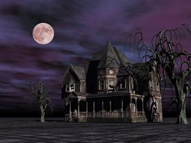 How To Create a Haunted House