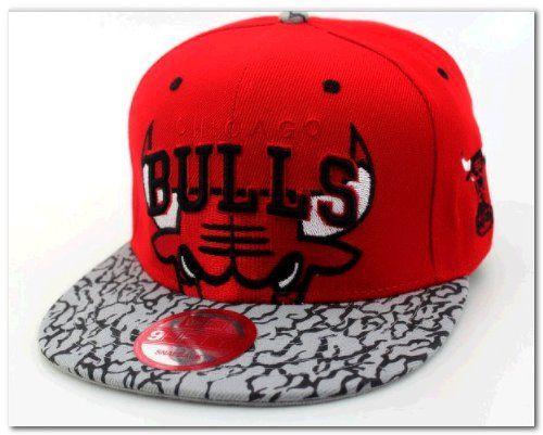 de6e9253a2ec9 Chicago Bulls New Era 9fifty Caps Red with Leopard - Price   24.00 Jordan  23