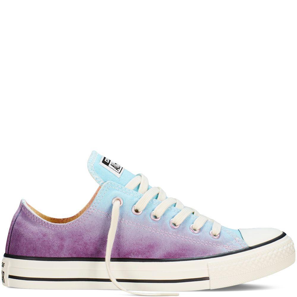 zapatillas casual de mujer chuck taylor all star wash converse