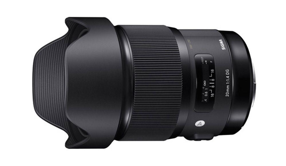 First Impression Sigma 20mm F1 4 Dg Hsm Art Lens Sigma Lenses Art Lens Canon Lens