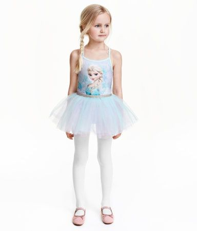 af6e8f1ad Ballet Dress | Light turquoise/Frozen | Kids | H&M US | Jelly ...