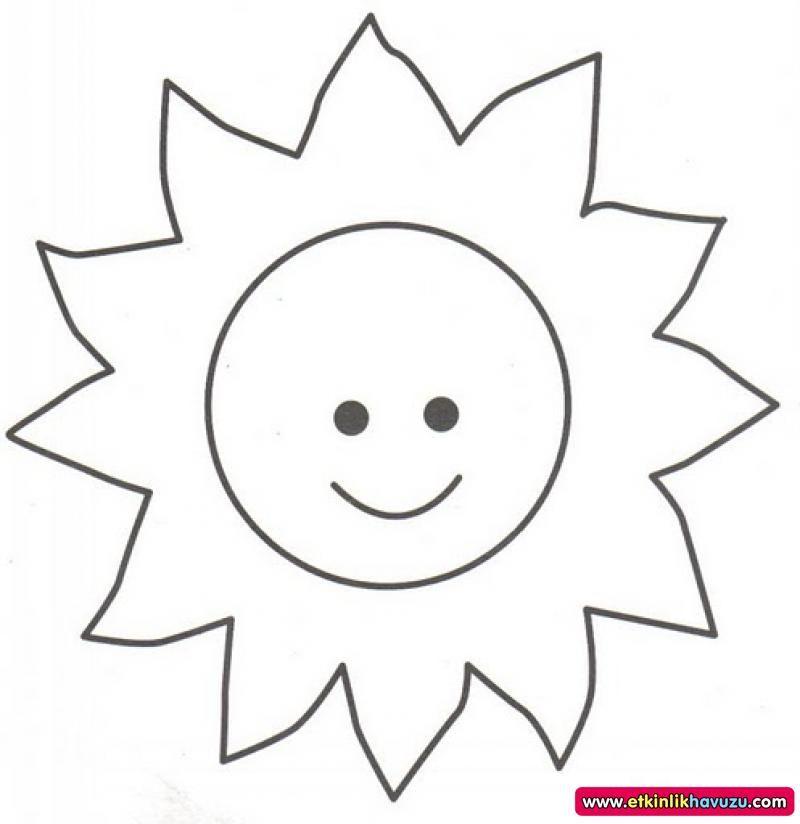 Sun Crafts For Kids 3 Jpeg Imagen Jpeg 800 824 Pixeles Escalado 76 Sol Para Colorir Padroes De Livros Tranquilos Moldes Em Eva