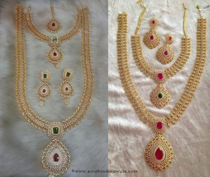 Bridal Collection Jewellery: Wedding Jewellery Sets From Simma Jewels