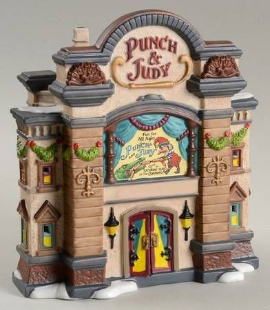 Punch & Judy Theatre