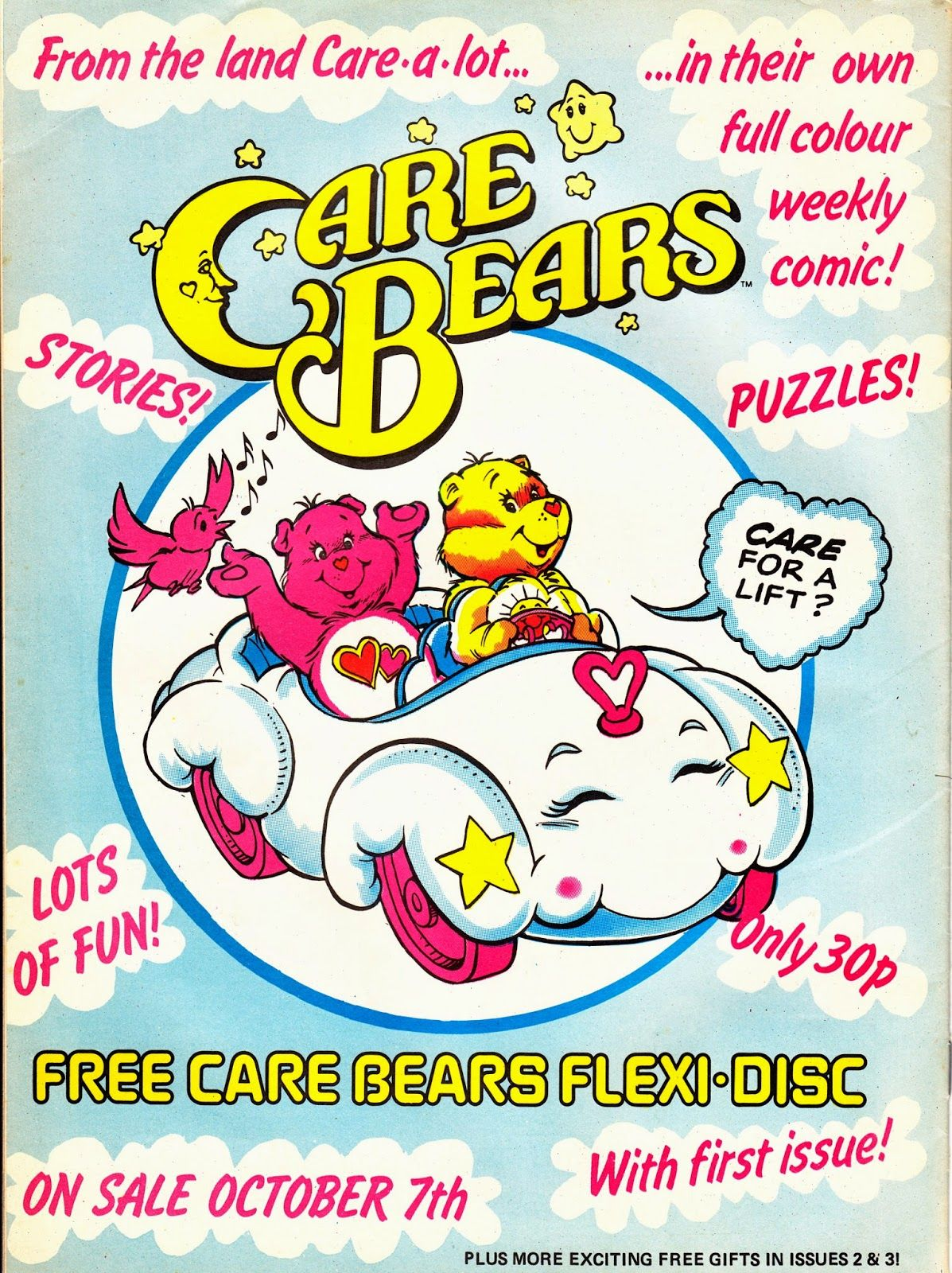 Pin On Care Bears