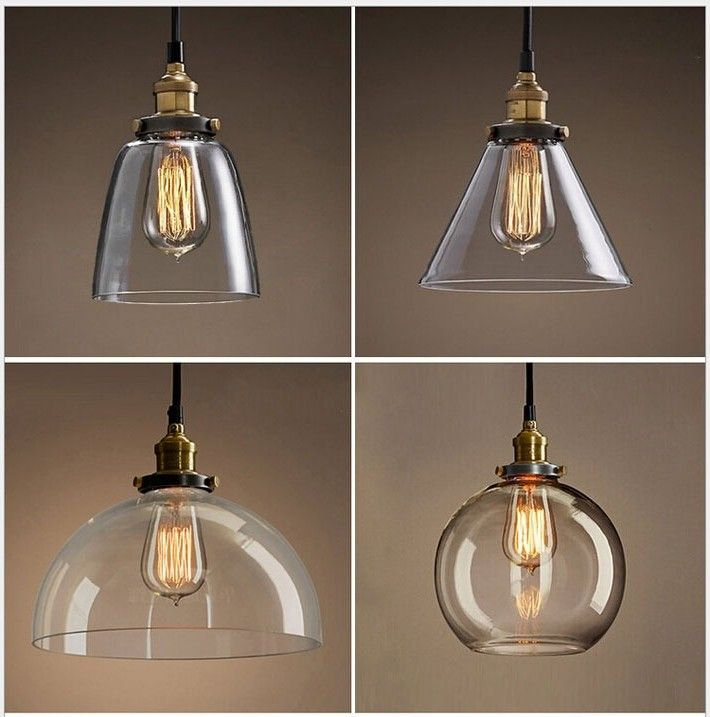 Pendant Light Shades For Increased Decor Of Your Interior Rustic