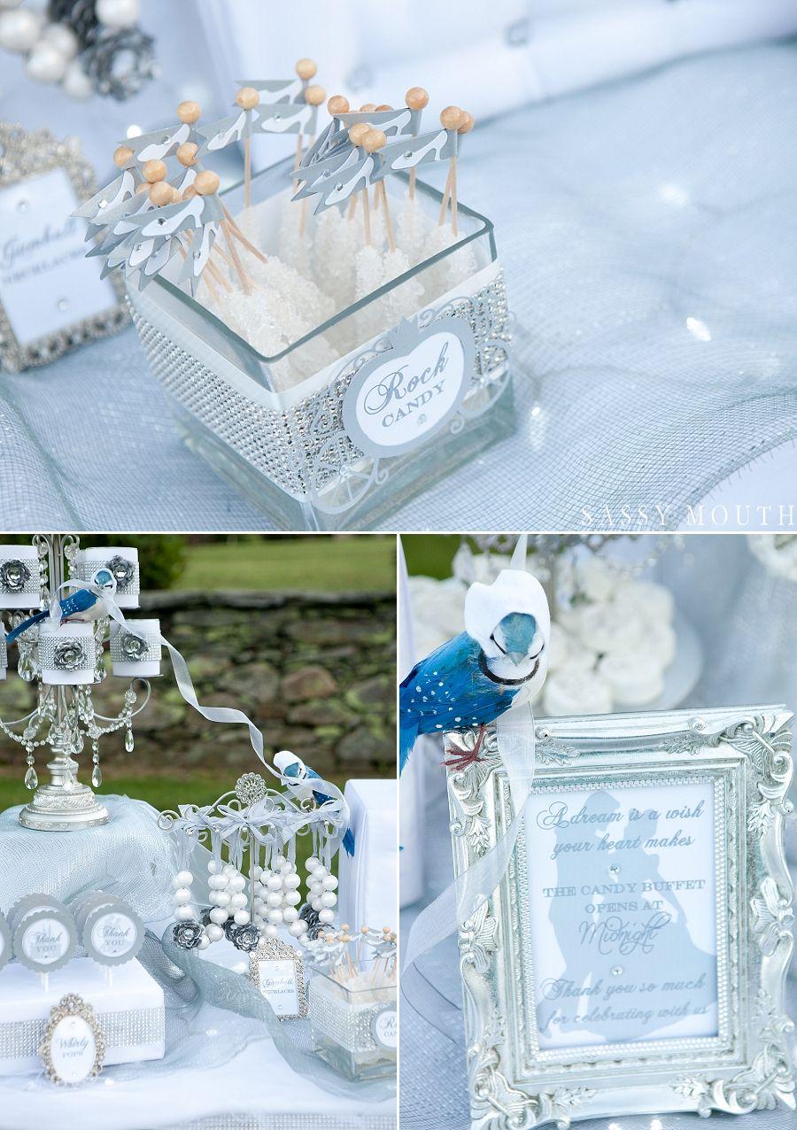 Sassy cinderella wedding