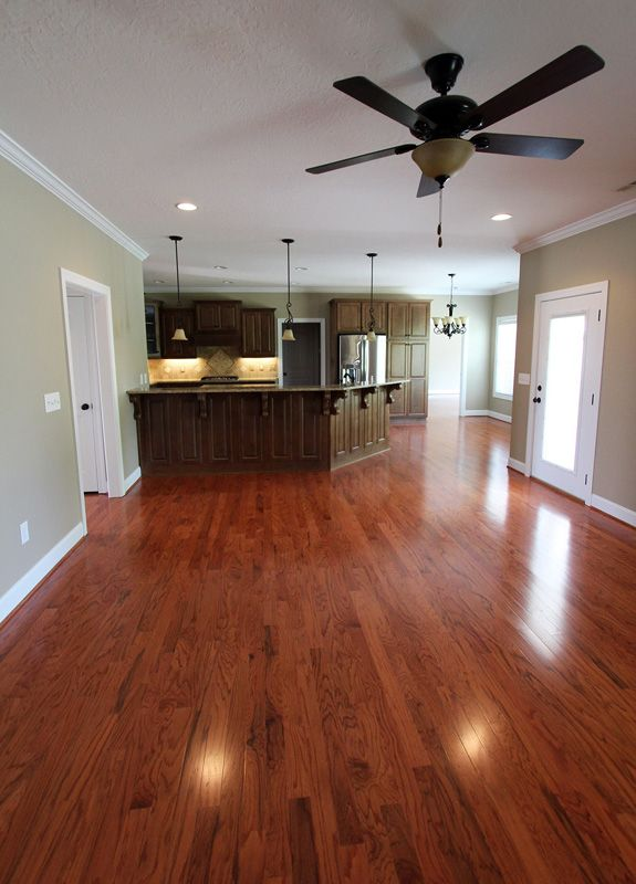 Benton Oak Gunstock Hardwood Flooring