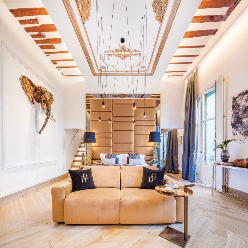 Disak-Diseño de Interiores a Stunning Interior for Casa Decor