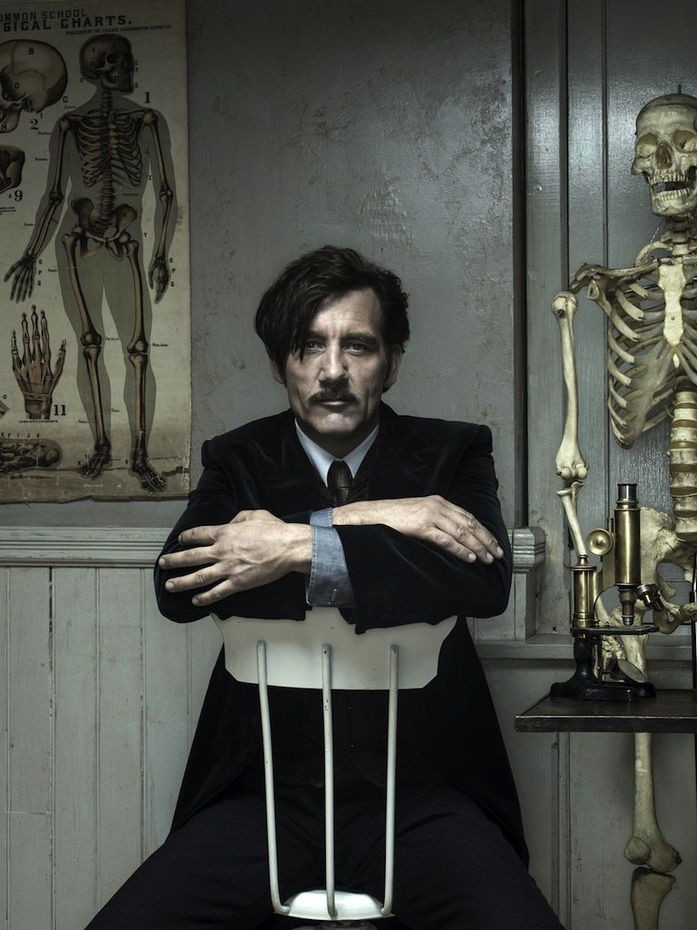 Exposure Clive Owen As Dr John Thackery Photographed By Dan Winters The Knick Clive Owen Cinemax