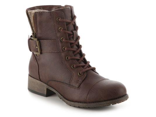 Women's Dita Combat Boot