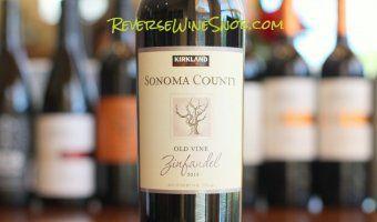 Kirkland Signature Sonoma County Old Vine Zinfandel Classic Zin