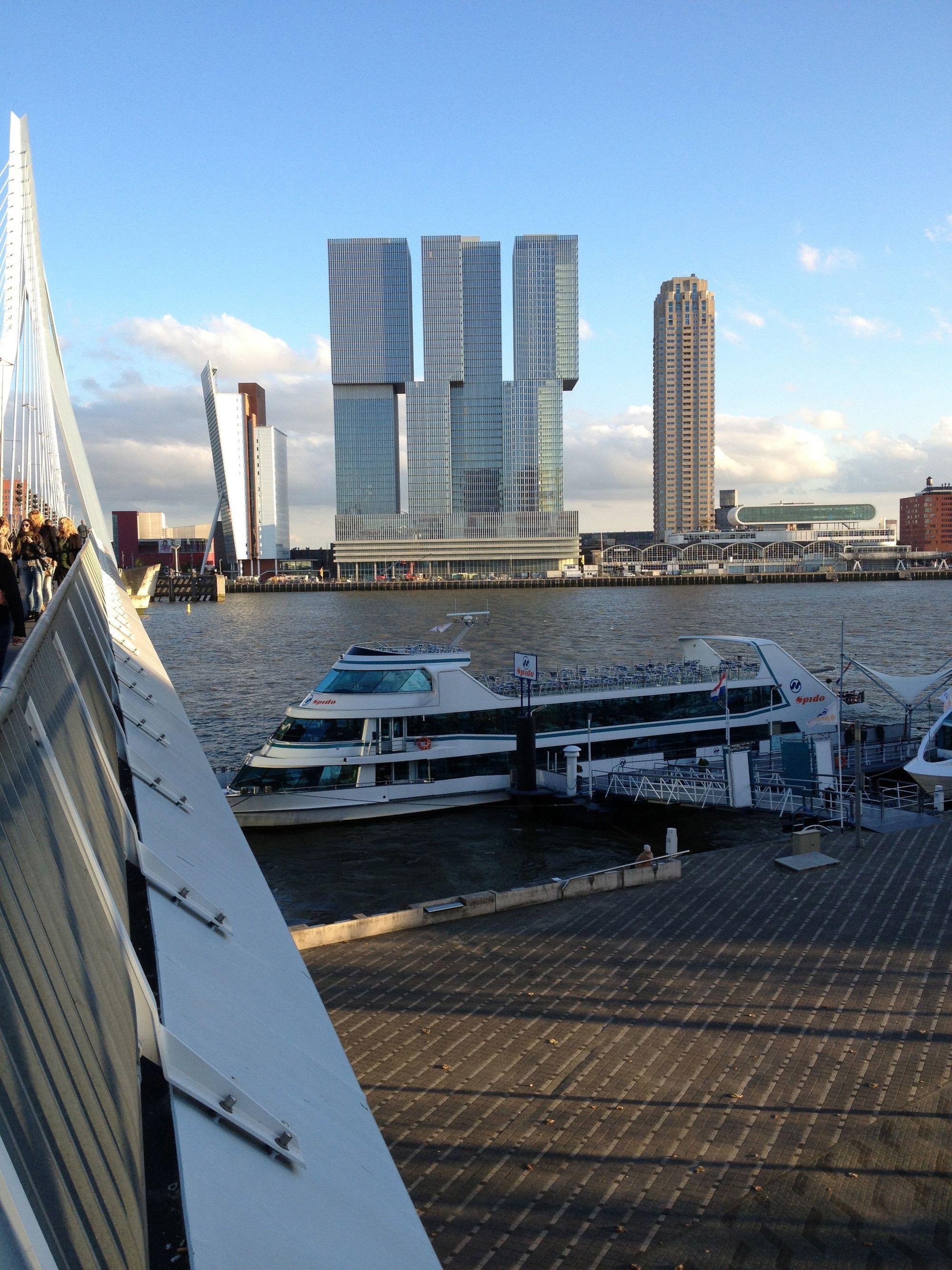 Gallery - De Rotterdam / OMA - 14